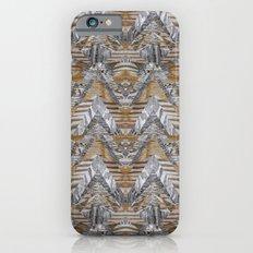 Wood Quilt 2 iPhone 6 Slim Case