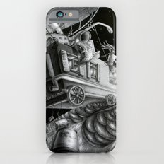 Fish of destiny iPhone 6 Slim Case