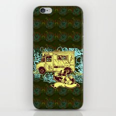 Tag Business iPhone & iPod Skin