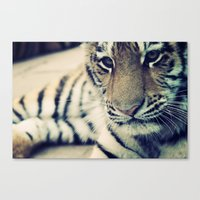great... Canvas Print