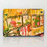 Flowers And Chains iPad Case