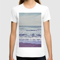 MIND DRUG Womens Fitted Tee White SMALL