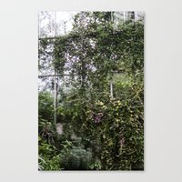 Royal Botanic Gardens Canvas Print