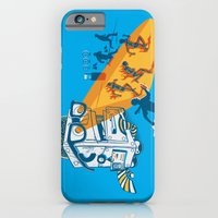 Bad Day At The Office iPhone 6 Slim Case