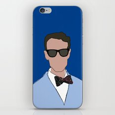 Bill Nye the Science Guy iPhone & iPod Skin