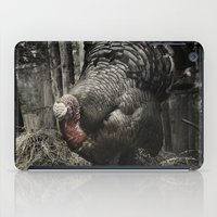 Tom Feiler Turkey iPad Case