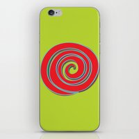 Lollipop iPhone & iPod Skin