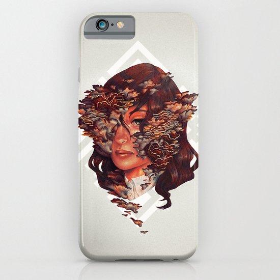 Medusoid mycelium iPhone & iPod Case