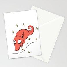 Foxy Woxy Stationery Cards