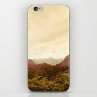 mountains (02) iPhone & iPod Skin