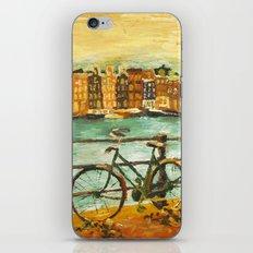 Going Dutch (yellow) iPhone & iPod Skin