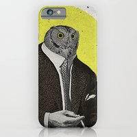iPhone & iPod Case featuring Night Owl by Chase Kunz