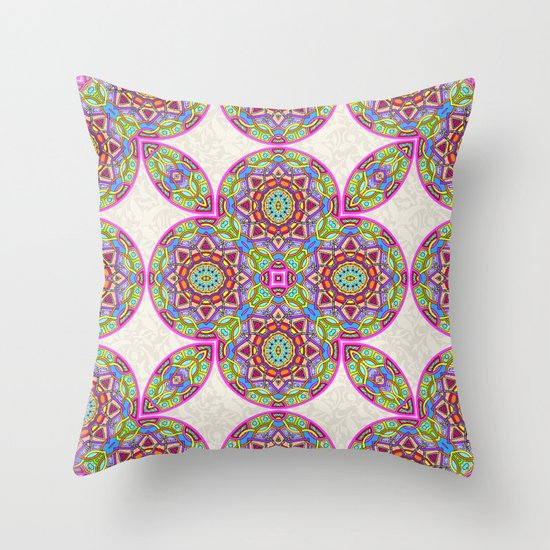 Life's a Joy!!  Throw Pillow