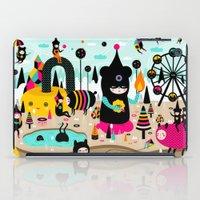 A joyful time! iPad Case