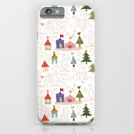 Christmas Is Coming! iPhone 6 Slim Case