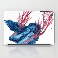 Her Arms Became Trees iPad Case
