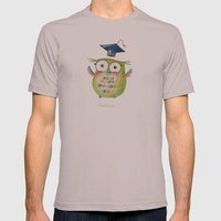 Graduation Mens Fitted Tee Cinder SMALL