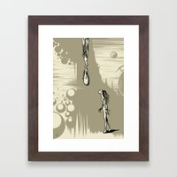 New Arrival Framed Art Print
