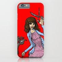 Pierrot Le Fou iPhone 6 Slim Case