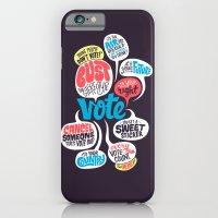 Vote! iPhone 6 Slim Case