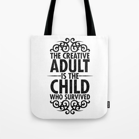 Creative Tote Bag