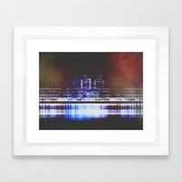 Urban 56 Framed Art Print