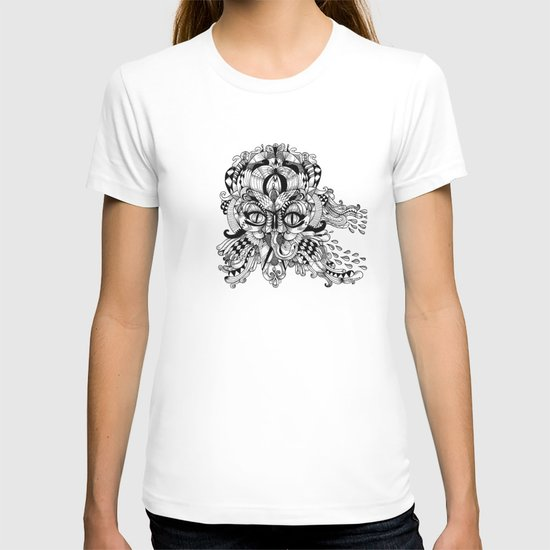 Mask Face T-shirt