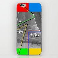 The Racing Line iPhone & iPod Skin