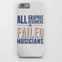 Failed musicians iPhone 6 Slim Case