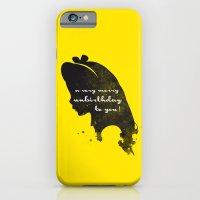 Unbirthday – Alice Sil… iPhone 6 Slim Case