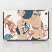 Garden #2 iPad Case