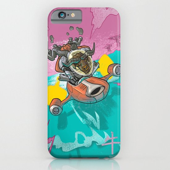 Astro Zodiac Force 02:  Ox iPhone & iPod Case