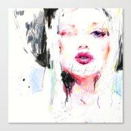 Heavenfaced Canvas Print