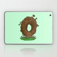 The Natural Donut Laptop & iPad Skin