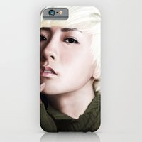 iPhone & iPod Case featuring Chanmi by ellabanez
