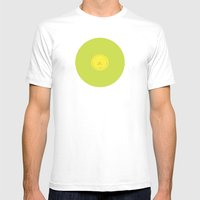 Ms Snort Mens Fitted Tee White SMALL