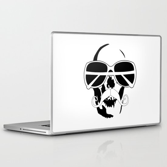 Dead Cool Laptop & iPad Skin