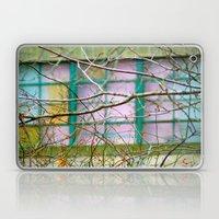 Backyard Abstract Laptop & iPad Skin