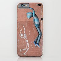 The Floating Man iPhone 6 Slim Case