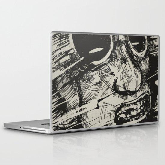 Speed Of Life II. Laptop & iPad Skin