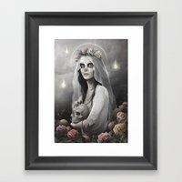 Celebration Framed Art Print