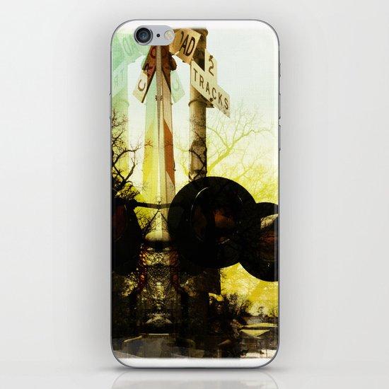 Crossing iPhone & iPod Skin