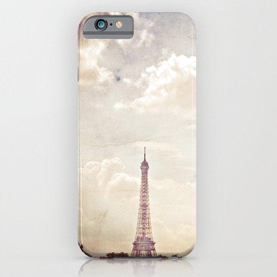 Paris in June iPhone & iPod Case