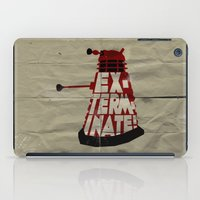 Doctor Who - Dalek EXTERMINATE! iPad Case
