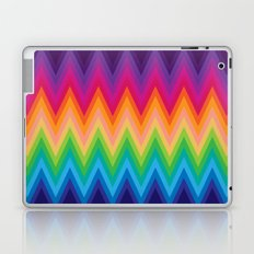 Zig Zag Chevron Pattern G291 Laptop & iPad Skin