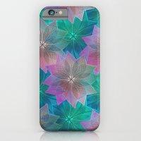 Skeleton Leaf Abstract iPhone 6 Slim Case