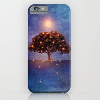 Energy & lights iPhone & iPod Case