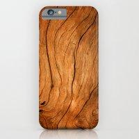 Wood Texture 99 iPhone 6 Slim Case
