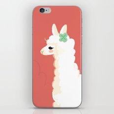 Alpaca iPhone & iPod Skin