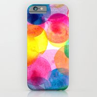 Confetti paint TWO iPhone 6 Slim Case